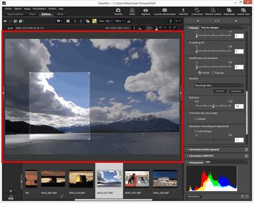 Recadrage D Images Aide Viewnx I Nikon