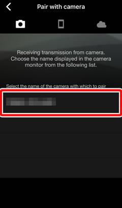 Downloading Pictures As They Are Taken   SnapBridge Help   Nikon