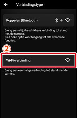 Directe Wi Fi Verbinding Snapbridge Help Nikon
